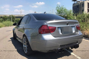 BMW E90 M3 GTS Sedan Carbon Fiber Rear Diffuser
