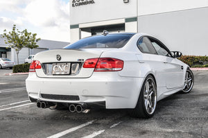 BMW E92 E93 M3 Type I Carbon Fiber Rear Diffuser