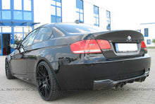 Load image into Gallery viewer, BMW E92 E93 M3 Type I Carbon Fiber Rear Diffuser