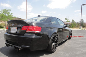 BMW E92 E93 M3 Type II Carbon Fiber Rear Diffuser