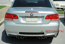 Load image into Gallery viewer, BMW E92 E93 M3 3D Style Carbon Fiber Rear Diffuser