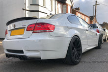 Load image into Gallery viewer, BMW E92 E93 M3 Carbon Fiber Rear Diffuser
