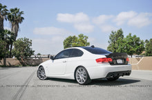 Load image into Gallery viewer, BMW E92 3 Series M Tech Performance Style Carbon Fiber Rear Diffuser