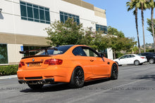 Load image into Gallery viewer, BMW E92 E93 M3 Type IV Carbon Fiber Rear Diffuser