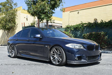 Load image into Gallery viewer, BMW F10 5 Series M Tech 3D Style Carbon Fiber Front Spoiler
