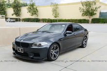 Load image into Gallery viewer, BMW F10 M5 V1 Carbon Fiber Front Spoiler
