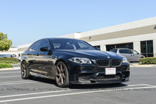 Load image into Gallery viewer, BMW F10 M5 V2 Carbon Fiber Front Spoiler