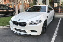 Load image into Gallery viewer, BMW F10 M5 V3 Carbon Fiber Front Splitter