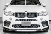Load image into Gallery viewer, BMW F85 X5 M F86 X6 M Carbon Fiber Front Lip
