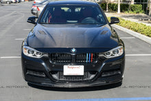 Load image into Gallery viewer, BMW F30 3 Series M Sport Carbon Fiber Front Lip