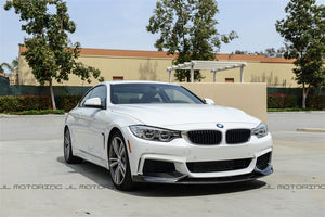 BMW F32 4 Series M Sport Carbon Fiber Front Lip