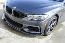 Load image into Gallery viewer, BMW F32 4 Series M Sport V3 Carbon Fiber Front Lip