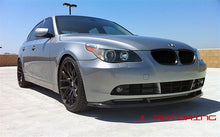 Load image into Gallery viewer, BMW E60 Hamann Style Carbon Fiber Front Spoiler