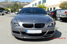 Load image into Gallery viewer, BMW E63 M6 Carbon Fiber Front Lip