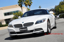 Load image into Gallery viewer, BMW E89 Z4 Carbon Fiber Front Splitters