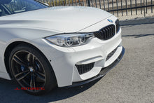 Load image into Gallery viewer, BMW F80 F82 F83 M3 M4 Performance Carbon Fiber Front Lip