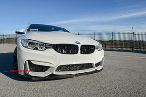 BMW F80 F82 F83 M3 M4 Performance Carbon Fiber Front Lip