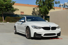 Load image into Gallery viewer, BMW F80 F82 F83 M3 M4 Carbon Fiber Front Splitters