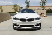 Load image into Gallery viewer, BMW F80 F82 F83 M3 M4 vorsteiner Carbon Fiber Front Lip