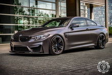 Load image into Gallery viewer, BMW F80 F82 F83 M3 M4 V3 Carbon Fiber Front Lip