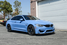 Load image into Gallery viewer, BMW F80 F82 F83 M3 M4 Varis Carbon Fiber Front Lip