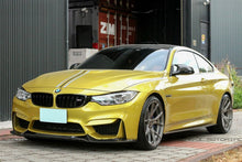Load image into Gallery viewer, BMW F80 F82 F83 M3 M4 V5 Carbon Fiber Front Lip