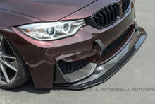 Load image into Gallery viewer, BMW F80 F82 F83 M3 M4 GTS Carbon Fiber Front Lip