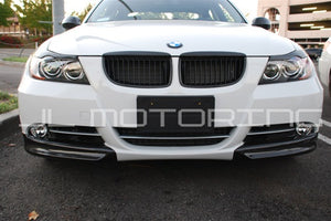BMW E90 E91 3 Series Carbon Fiber Splitters