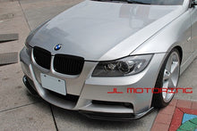 Load image into Gallery viewer, BMW E90 E91 3 Series M Tech Carbon Fiber Front Splitters