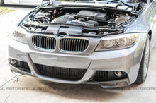 Load image into Gallery viewer, BMW E90 LCI 3 Series M Tech Carbon Fiber Front Splitters