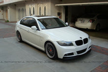 Load image into Gallery viewer, BMW E90 E91 3 Series LCI M Tech Carbon Fiber Front Lip
