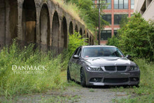 Load image into Gallery viewer, BMW E90 E91 3 Series M3 Style Bumper Carbon Fiber Front Lip