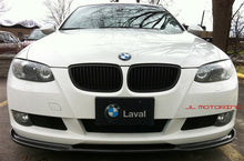 Load image into Gallery viewer, BMW E92 E93 3 Series H Style Carbon Fiber Front Spoiler