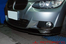 Load image into Gallery viewer, BMW E92 E93 3 Series M Tech Carbon Fiber Front Splitters