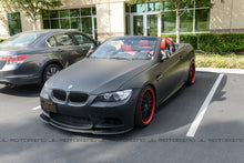 Load image into Gallery viewer, BMW E92 E93 3 Series M Tech Carbon Fiber Front Spoiler