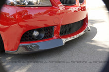 Load image into Gallery viewer, BMW E92 E93 3 Series M3 Style Bumper Carbon Fiber Front Lip