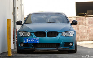 BMW E92 E93 3 Series M Tech LCI Carbon Fiber Front Lip