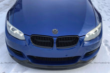 Load image into Gallery viewer, BMW E92 E93 3 Series M Tech LCI Carbon Fiber Front Lip