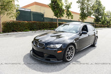 Load image into Gallery viewer, BMW E90 E92 E93 M3 Type III Carbon Fiber Front Lip