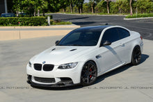 Load image into Gallery viewer, BMW E90 E92 E93 M3 Type IV Carbon Fiber Front Lip