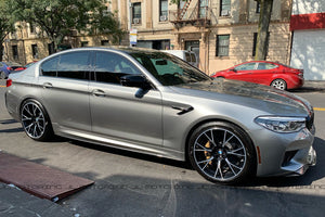 BMW G30 F90 M5 Performance Carbon Fiber Side Skirts
