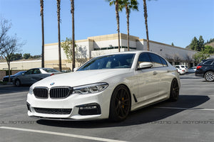 BMW G30 M Sport Performance Carbon Fiber Front Lip