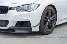 Load image into Gallery viewer, BMW F30 F31 F32 F33 F36 Carbon Fiber Front Canards