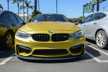 Load image into Gallery viewer, BMW F80 F82 F83 M3 M4 Carbon Fiber Bumper Trims