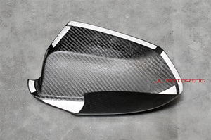 BMW F10 5 Series Carbon Fiber Mirror Covers