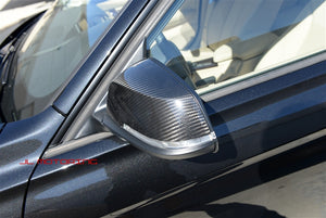BMW F30 F31 3 Series Carbon Fiber Mirror Covers