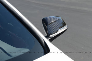 BMW F32 F33 F36 4 Series 428 430 435 440 Carbon Fiber Mirror Covers