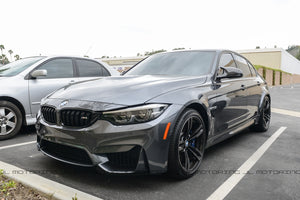 BMW F80 F82 F83 M3 M4 Carbon Fiber Mirror Covers