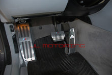 Load image into Gallery viewer, BMW Brushed Aluminium M Pedals