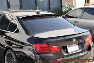 BMW F10 5 Series Carbon Fiber Roof Spoiler